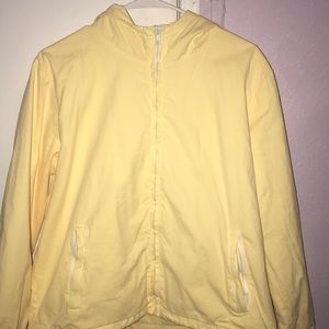 PacSun yellow jacket